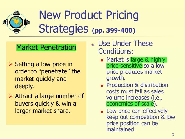 The right new product market penetration done The audio