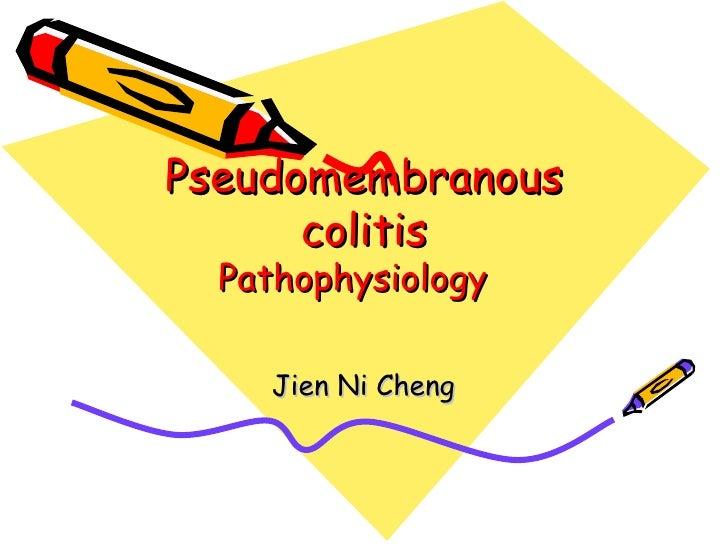 11. Pseudomembranous Colitis Images