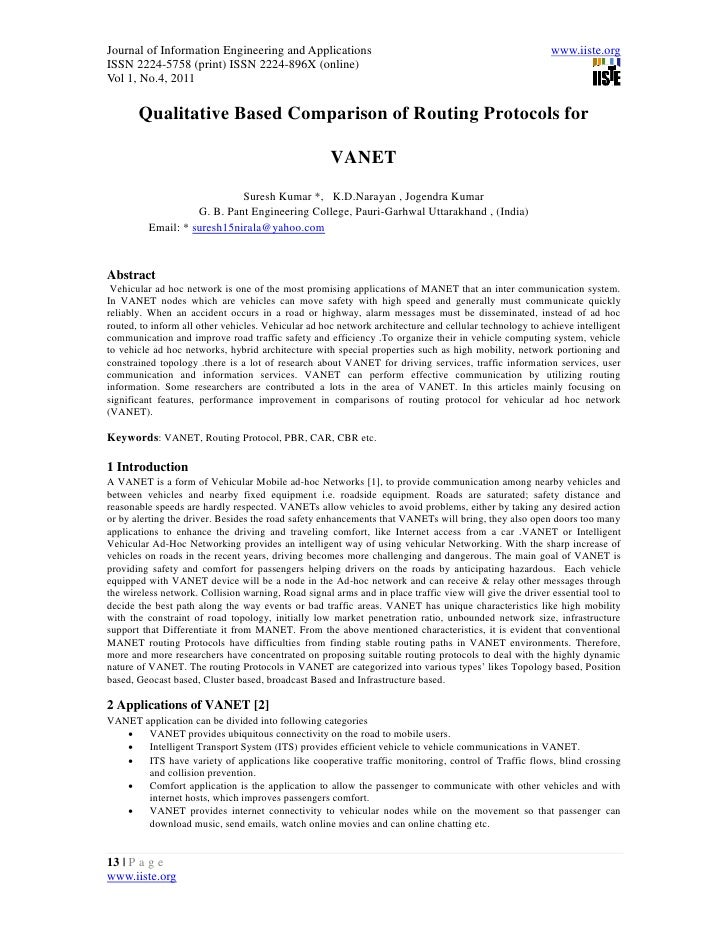 Journal of Information Engineering and Applications                                                      www.iiste.orgISSN...