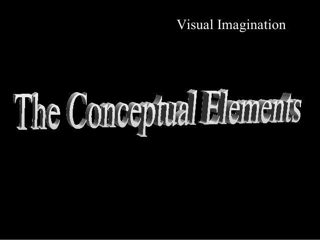 11   the conceptual elements