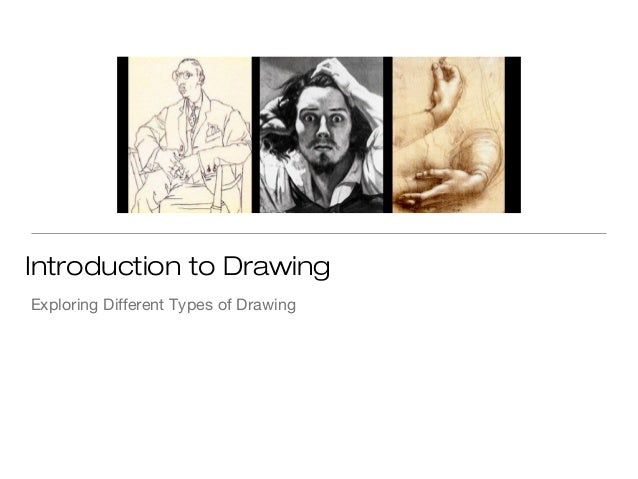Introduction to DrawingExploring Different Types of Drawing