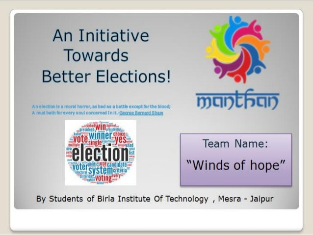 """ELECTIONS IN INDIA  These Days money power is playing """"havoc"""" with the electoral system in the country and Election Commi..."""