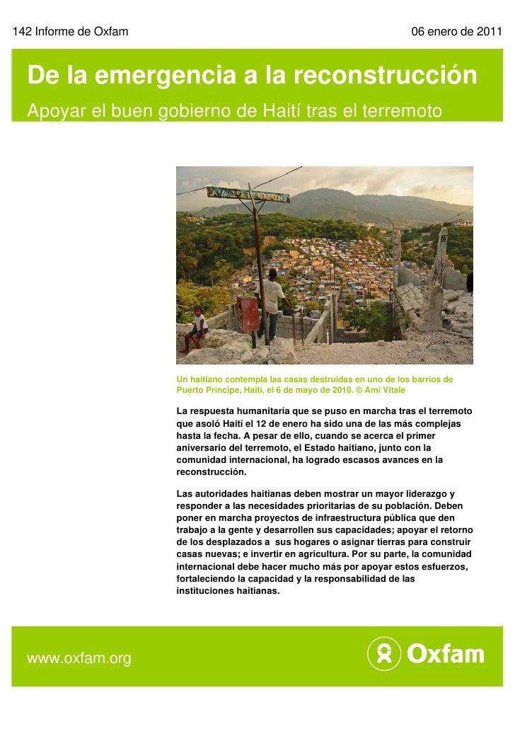 110110 haiti reconstruccion