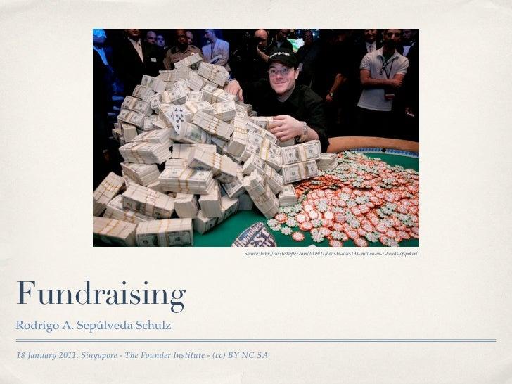 110118 Fundraising