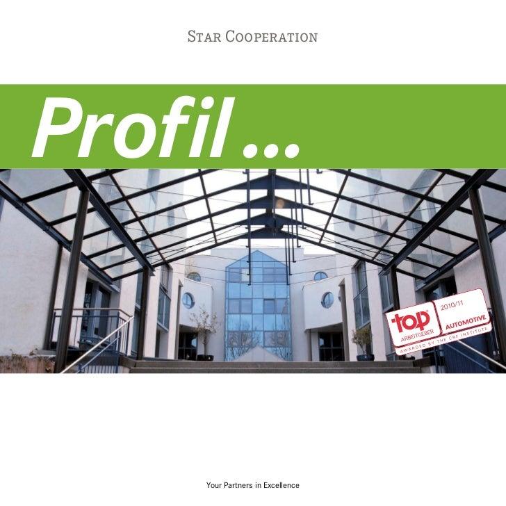 Star Cooperation Profil