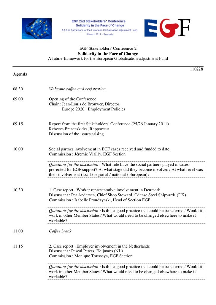 110228 stakeholders2 conf agenda