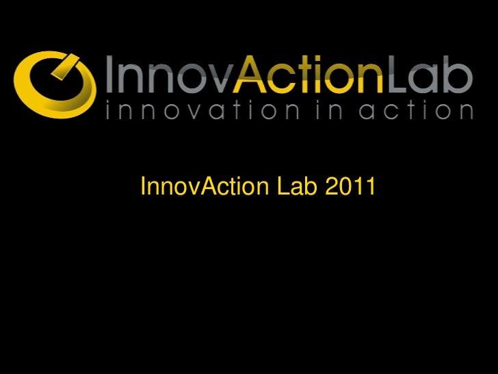 Presentazione InnLab 2011