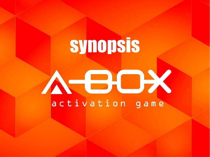 A-BOX Synopsis new game_22 maret 2011