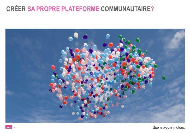 LABEL.ch - Social Media - Communauté