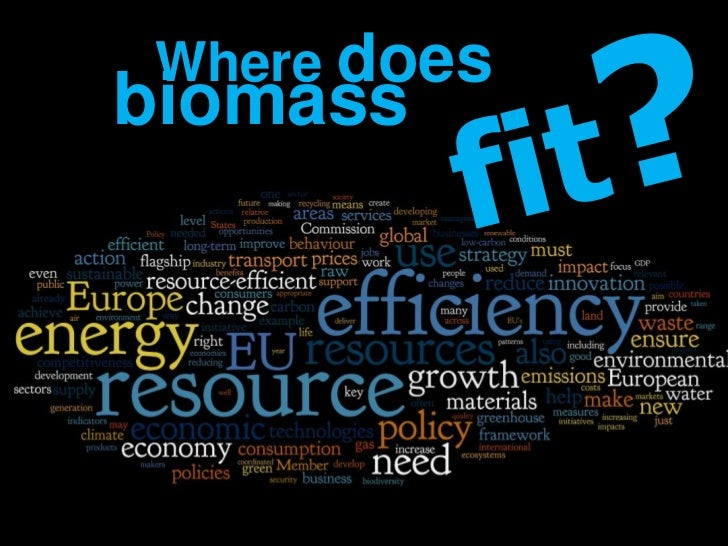 fit?<br />Where does <br />biomass<br />