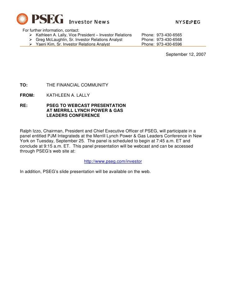 public serviceenterprise group09/12/07