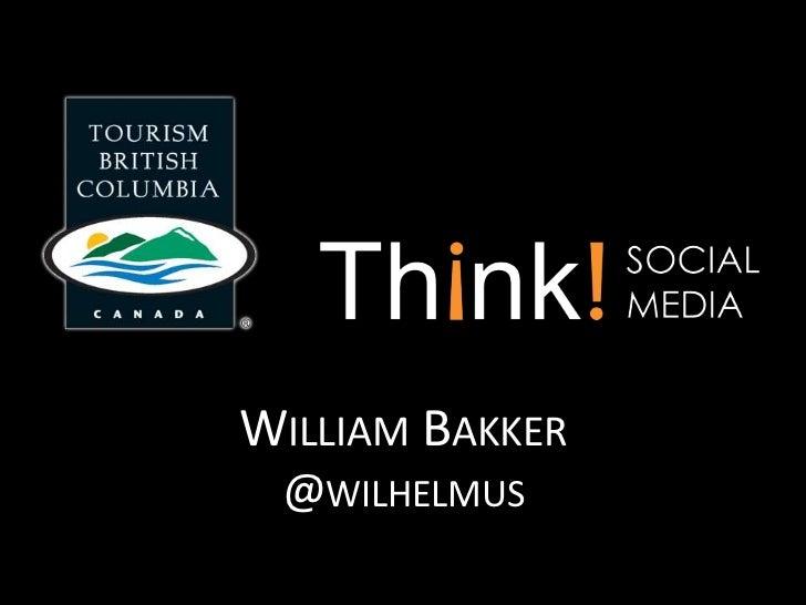WILLIAM BAKKER @WILHELMUS
