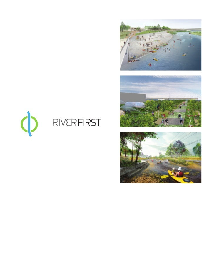 RiverFIRST site design and analysis-book