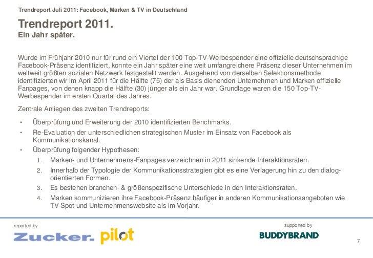 Marken Deutschland Marken tv in Deutschland