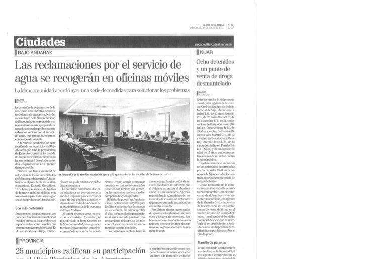 110727 plan turístico alpujarra almeriense asamble alcaldes