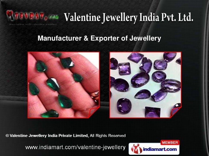 Valentine Jewellery Rajasthan India