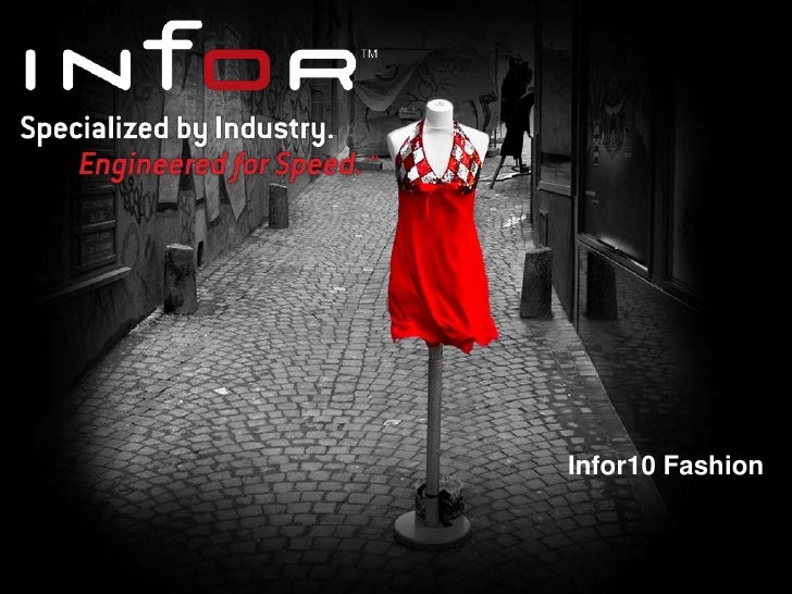 Infor10 Fashion<br />