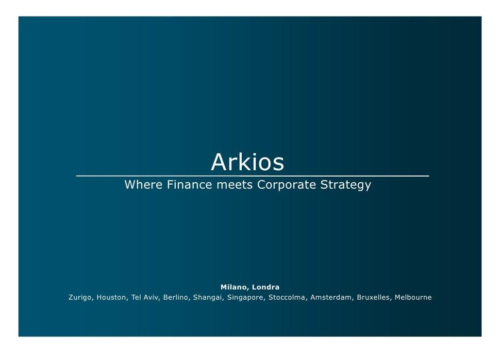 11 10 02   Arkios Italy Company Presentation