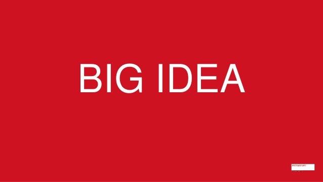Protagonist at DIS: Rethinking the Big Idea
