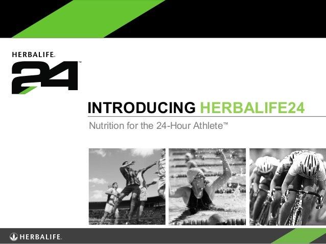 Herbalife 24 Overview