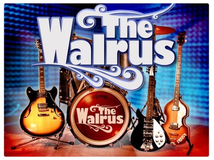 The Walrus Beatleband - Banda beatle - Show de covers tributo a The Beatles para casamientos eventos y fiestas - Buenos Aires