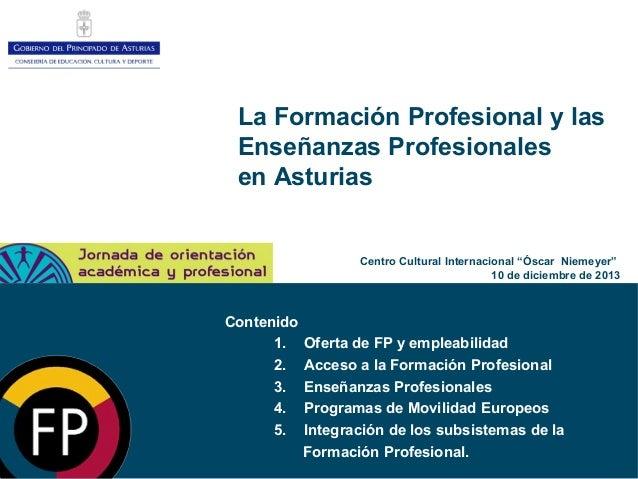 Formación Profesional  y empleabilidad