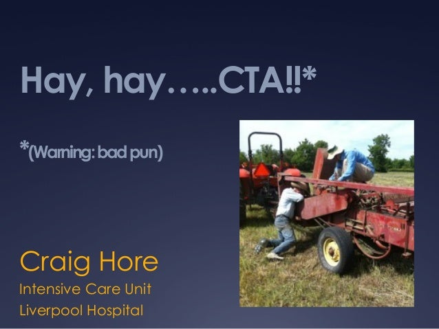 BCC4: Craig Hore on Trauma: CTA of the Neck and Thorax