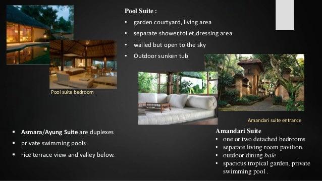 Case study on resort