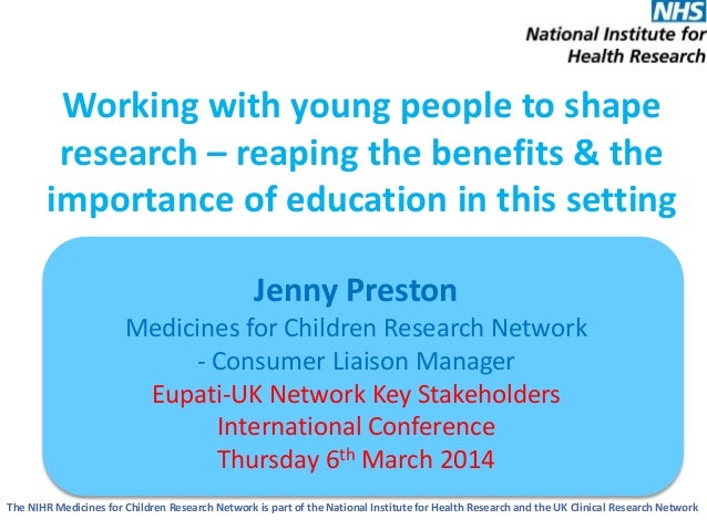 Collaborative Teaching Reaping The Benefits ~ Working with young people to shape research reaping the