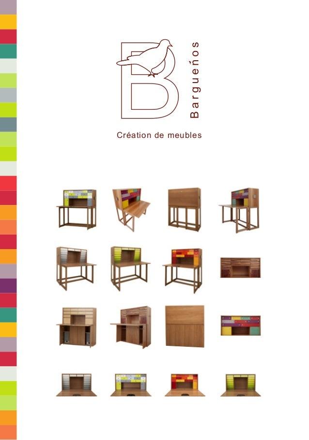 Création de meubles