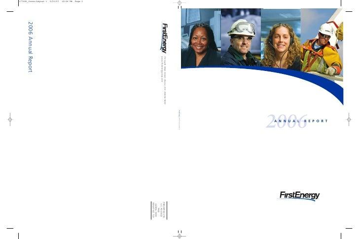 2006 ANNUAL   REPORT                 ®