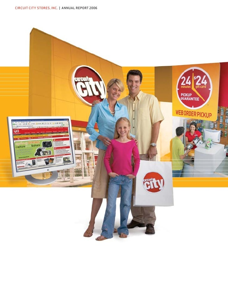 circuit city stores 2006 Annual Report