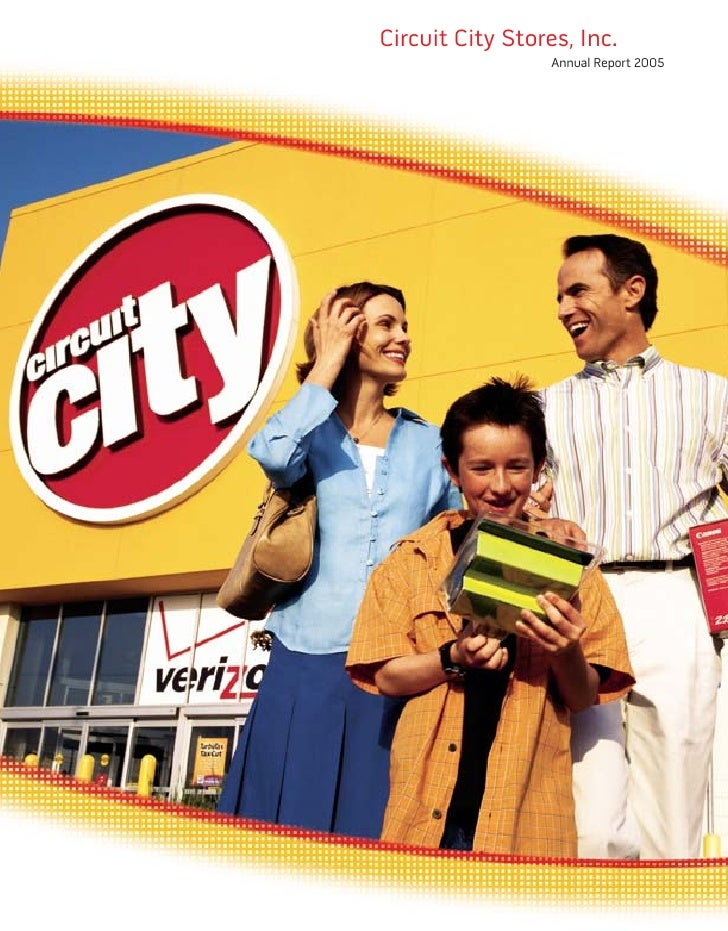 circuit city stores 2005 Annual Report