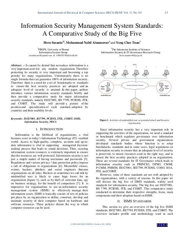 International Journal of Electrical & Computer Sciences IJECS-IJENS Vol: 11 No: 05                                        ...