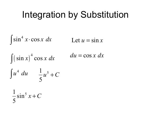calculus antiderivative cosx