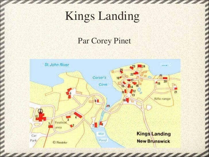 Kings Landing Par Corey Pinet