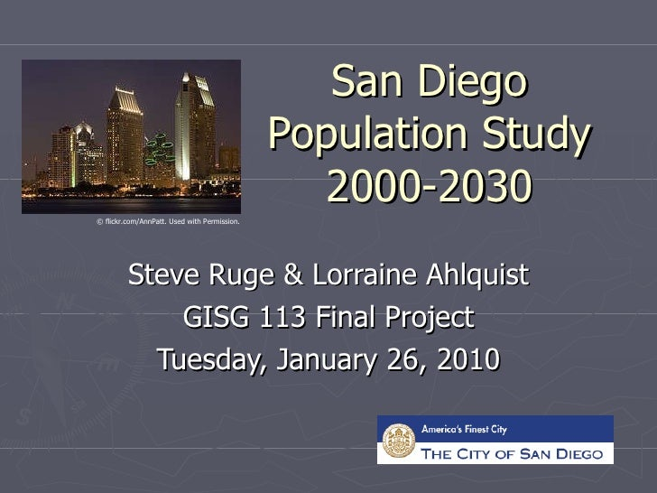 GISG 113 Advanced GIS Final Project Presentation