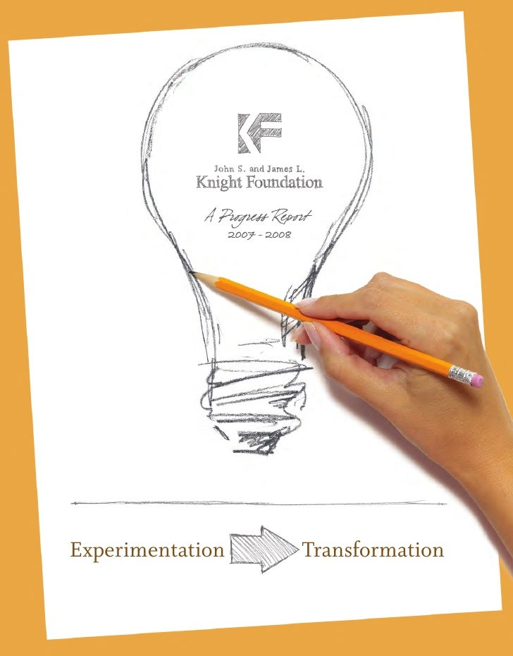 Experimentation              Transformation                   LEADS TO