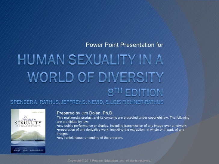 Power Point Presentation for Copyright © 2011 Pearson Education, Inc.  All rights reserved. <ul><li>Prepared by Jim Dolan,...