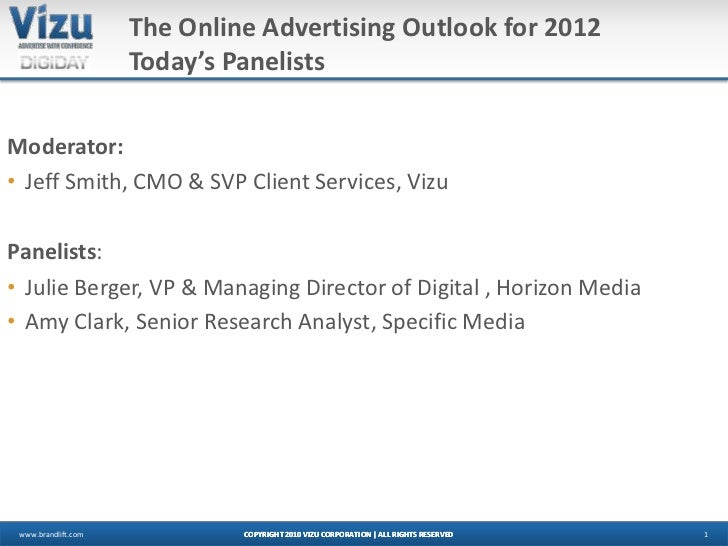 Digiday Agency LA: The 2012 Online Brand Advertising Outlook
