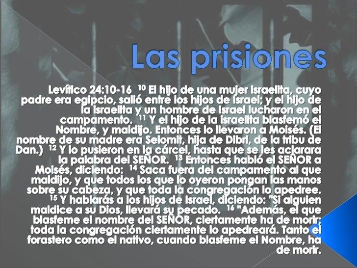 114 Las Prisiones