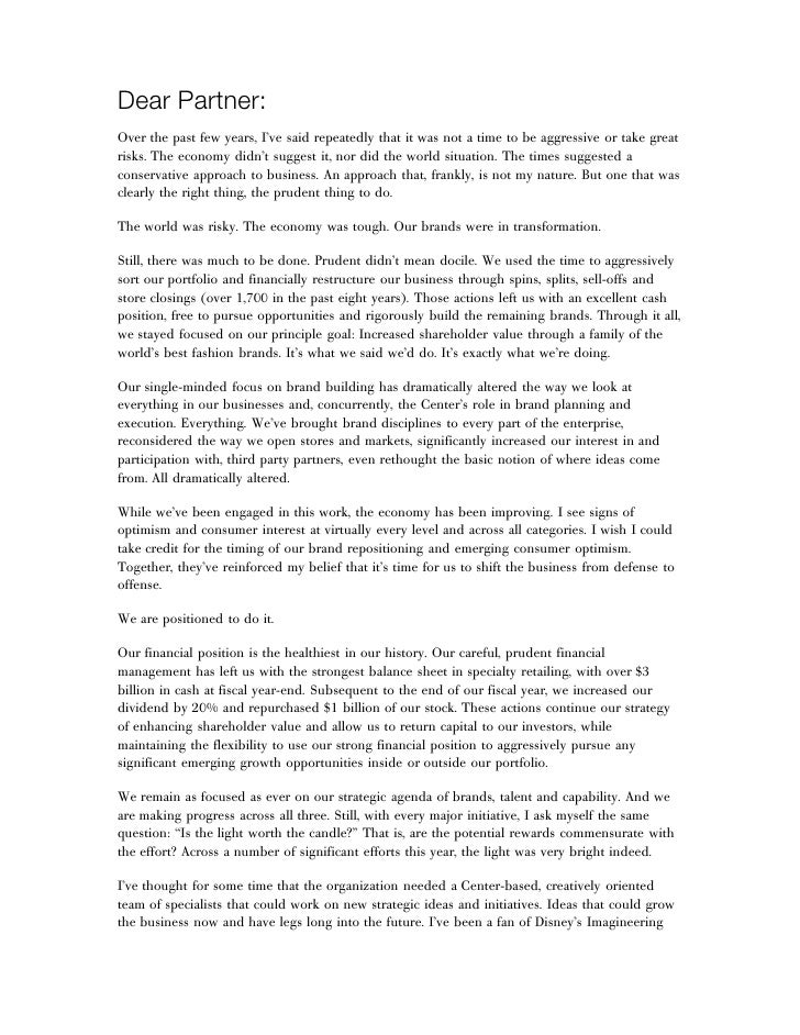 limited brands annual report 2003 letter_text