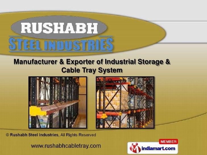 Rushabh Steel Industries Gujarat India