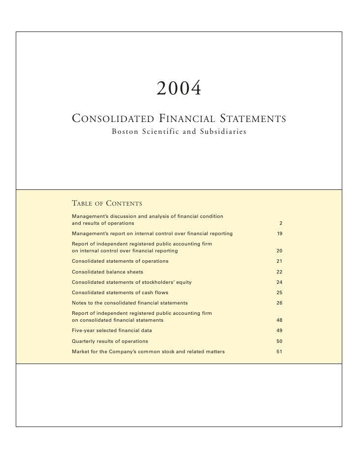 boston scientific2004_annual_financial