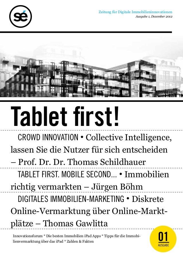 Zeitung für Digitale Immobilieninnovationen              apps                                                     Ausgabe ...