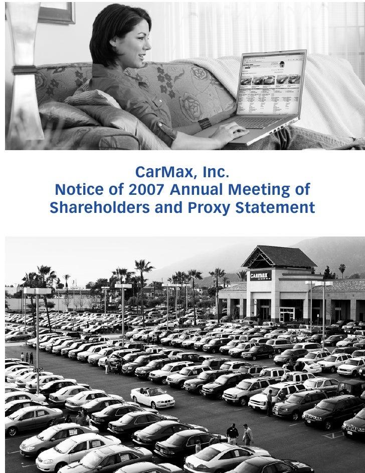 car max  Proxy07