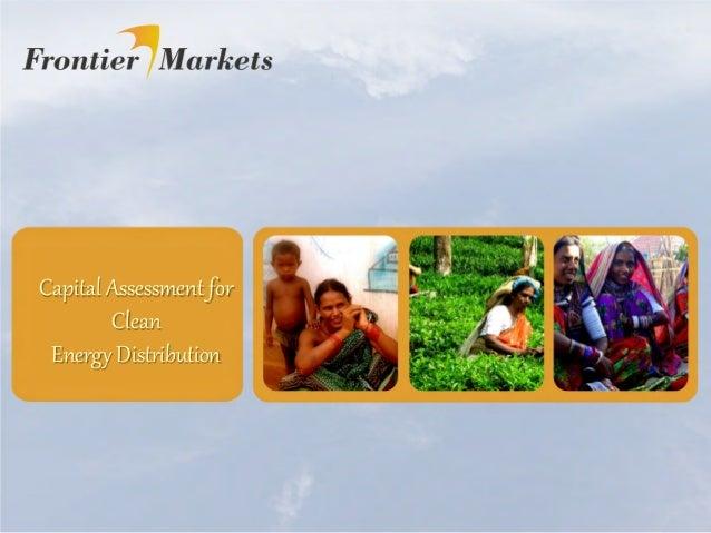Frontier-Markets - Webinar - Financing for Solar Offgrid Businesses