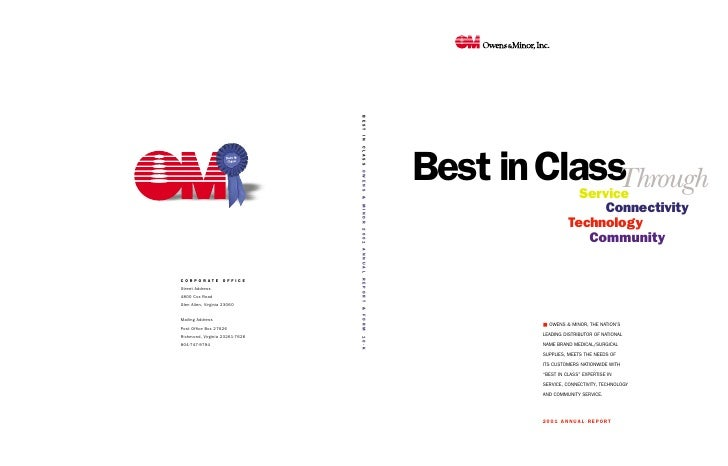 Best in Class             Through Service                         Connectivity                   Technology               ...