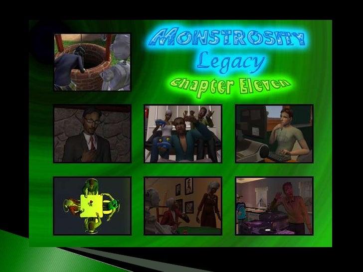 Monstrosity Legacy - Chapter 11.75