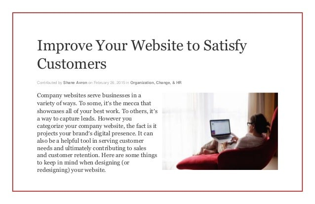 how to satisfy costumers 10 ways to support your best customers  even if you're not in the customer service business, there's one clear way to please your customers:.